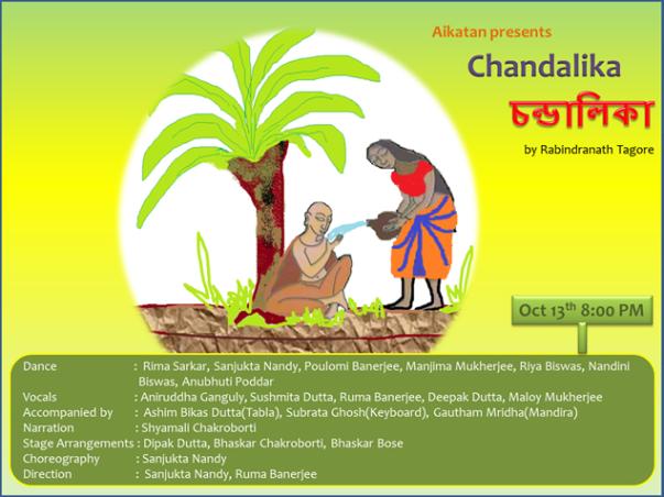 Chandalik- dance drama